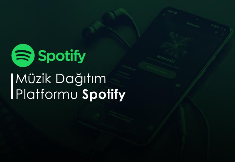 spotify müzik ekleme